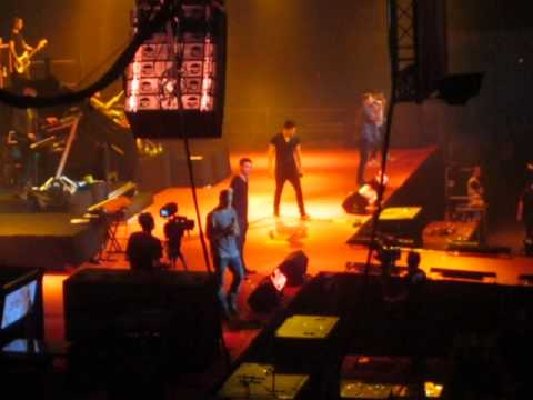 The WANTED - GOLD FOREVER. CocaCola Music Experience.
