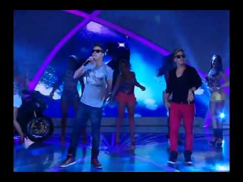 Raul Gil (15/02/14) - MC´s Pikeno e Menor cantam o sucesso ´Toda Toda´