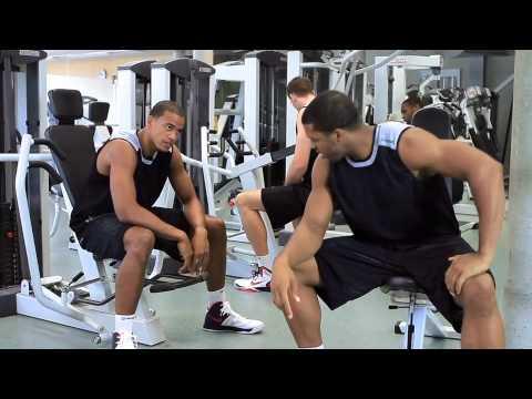 Knauf Kleber Spot - s.Oliver Baskets trainieren