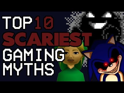 Top 10 SCARIEST Gaming Myths