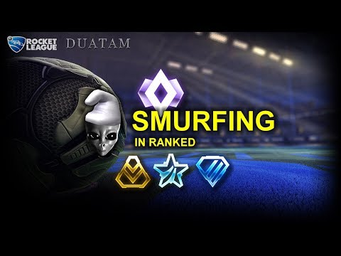 [PC] SMURFING | 2v2 Platinum | Ranked with Viewers | Live Gameplay | Rocket League