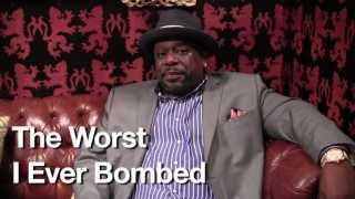 Worst I Ever Bombed: Cedric the Entertainer