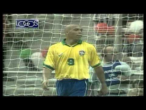 Ronaldo Fenômeno - Seleção Brasileira