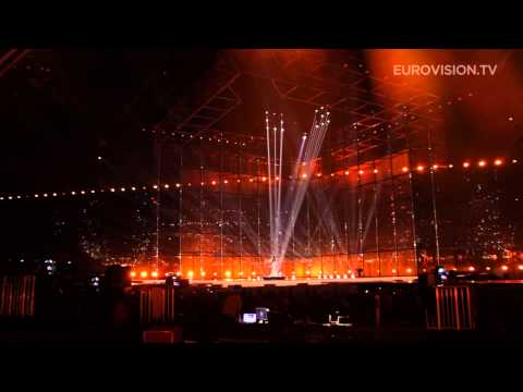 Conchita Wurst - Rise Like A Phoenix (Austria) Impression of second rehearsal