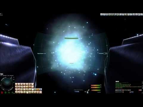 Entropia Universe: Warp Drive Gunner View, Warp Drive Gunner