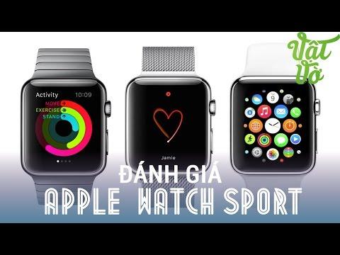 Bảo Vật - Đánh  giá Apple Watch Sport Edition