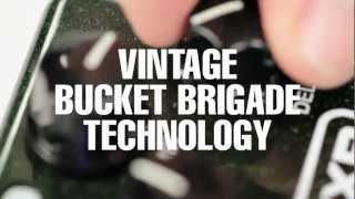 Watch the Trade Secrets Video, MXR M169 Carbon Copy Delay Pedal Video