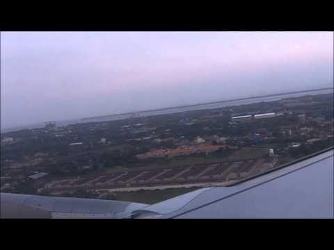 Liftoff From Mactan Cebu International Airport 10/23/13