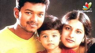 14th wedding anniversary for Vijay & Sangeetha