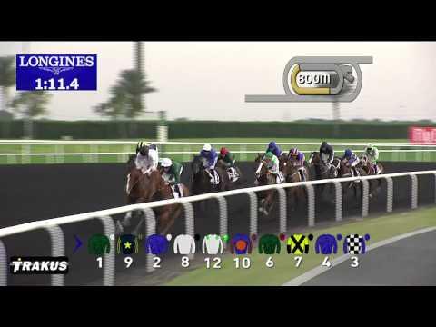 Vidéo de la course PMU UNITED ARAB EMIRATES DERBY