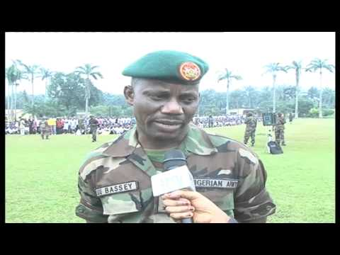 Nigerian Army commences pre-screening exam for regular recruits nationwide