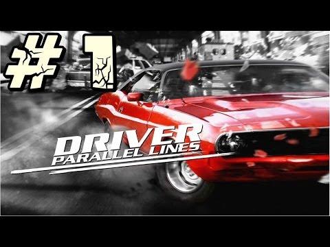 Driver Parallel Lines Detonado # 1  Início  1080p HD