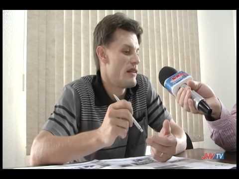 Entrevista com o prefeito de Benedito Novo -  Balan�o 2014