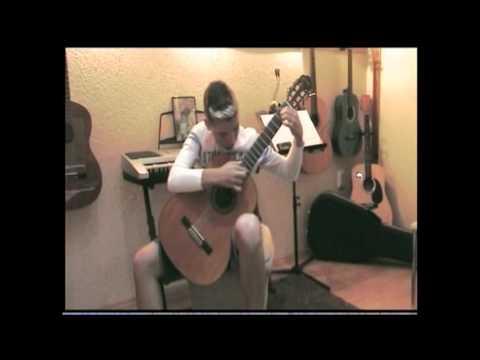 13-годишниот Стојан Стојанов е еден од најталентираните македонски гитаристи