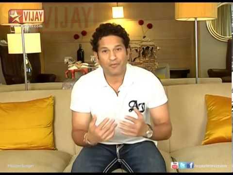 Sachin Tendulkar talks about A R Rahman