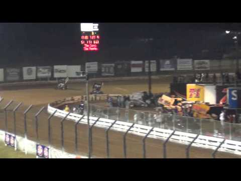 Williams Grove Speedway World of Outlaws Highlights 10-05-13