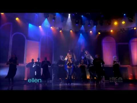 Lady Gaga - Judas (OFFICIAL VIDEO LIVE from Ellen)