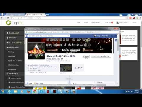 Thủ Thuật   Cách Hack Tăng Like Facebook Miễn Phí Đơn Giản Nhất