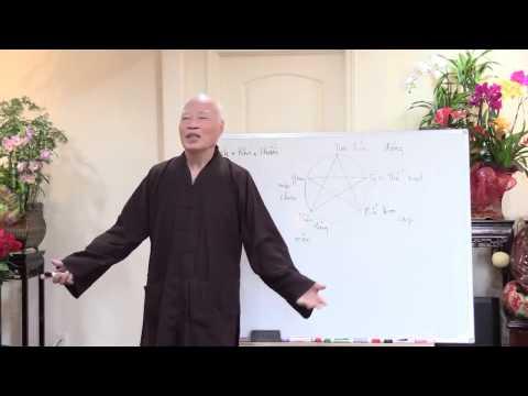 Y Học Bổ Sung Thực Dụng   Thầy Đỗ Đức Ngọc 2017 tại Hiền Như Tịnh Thất