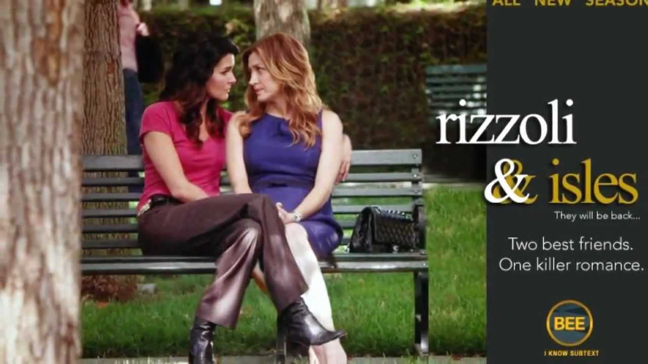 Rizzoli & Isles: The Complete Series (DVD) - Best Buy
