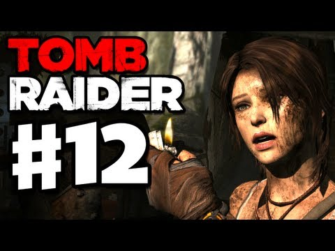 Tomb Raider - 2013 Gameplay Walkthrough Part 12 - Shanty Town (PC, XBox 360, PS3)
