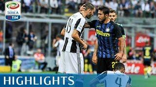 Inter - Juventus - 2-1 - Highlights - Giornata 4 - Serie A TIM 2016/17