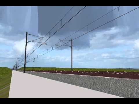 [OpenBVE] Acela Express at 160 mph [Available to download]