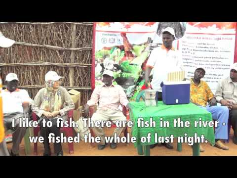 United Nations Food Agencies in Somalia Promote Eating Fish to Fight Hunger