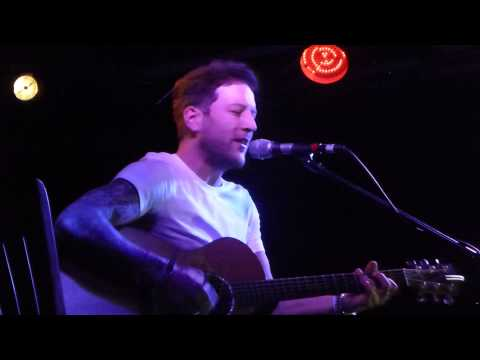 Matt Cardle - All For Nothing - Cyprus Avenue - Cork - 10.7.14