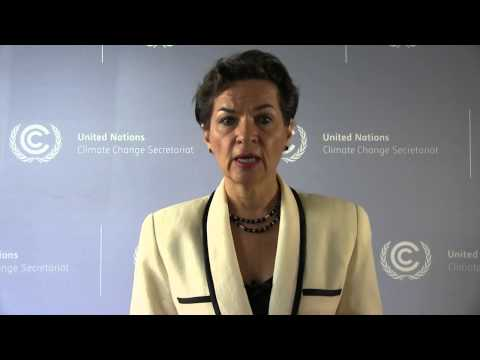 IPCC AR5 WGII Opening Session - Christiana Figueres, Executive Secretary UNFCCC