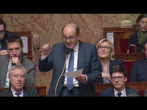 M. Daniel Fasquelle - Abandon de projets ferroviaires
