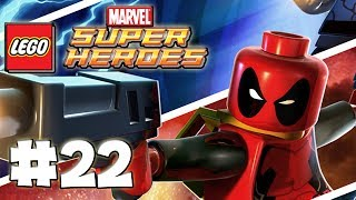LEGO Marvel Superheroes LEGO BRICK ADVENTURES Part 22