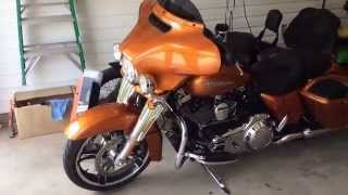 2014 HD Street Glide Special With Boom Audio Upgrade