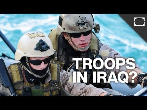 Who Are the US Military Advisors In Iraq?