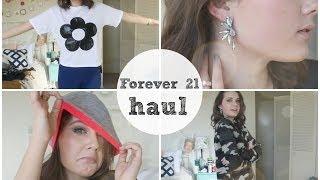 Arden Rose – Forever 21 Haul! | February 2014 ♡
