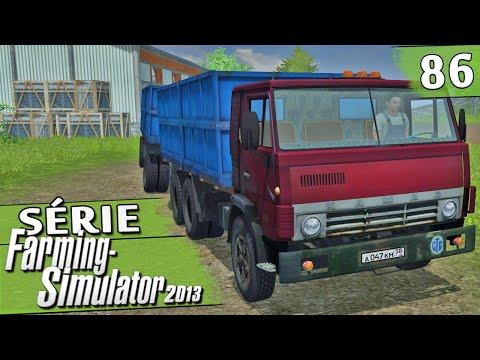 Farming Simulator 2013 - Caminhão de Carga