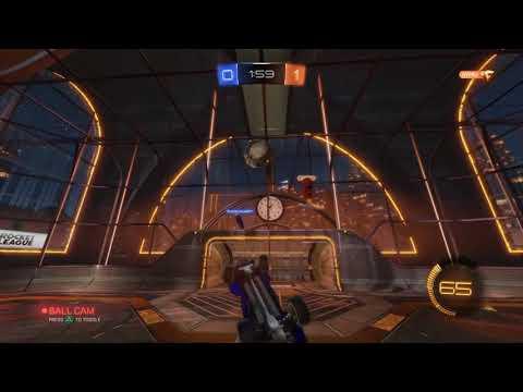 Im Toxic (Rocket League Gameplay)