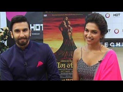 Deepika Padukone, Ranveer Singh reveal each other's obsessions