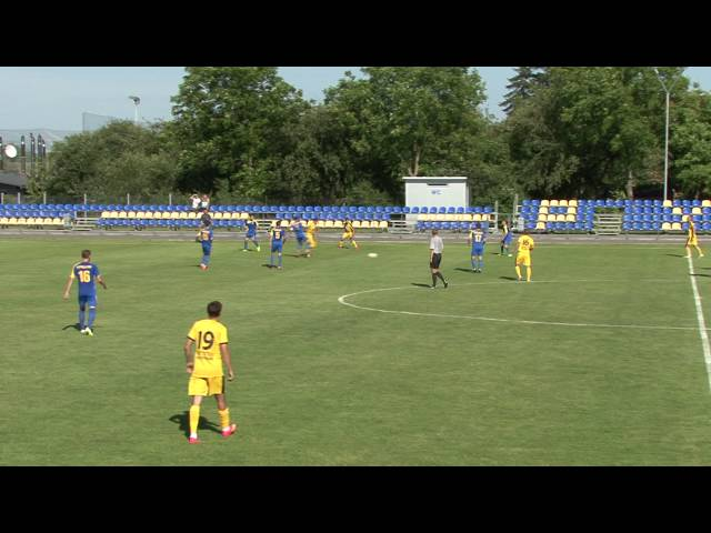 Рух - ФК Тернопіль - 3:1 (товариський матч)
