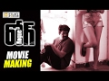 Rogue Movie Making Stills - Puri Jagannadh, Ishaan..