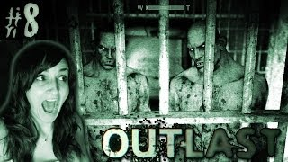 Hilarious Surprise Scare Reaction - Outlast #8 - w/ Funny Facecam Reactions