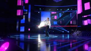 AMADEO GJURA - JUST WANNA MAKE LOVE TO YOU - LIVE ne X factor Albania 3