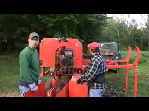 Home Made Wood Processor