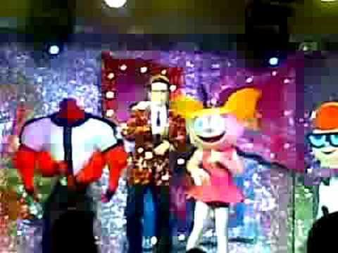 butlins minehead live cartoon network show - YouTube