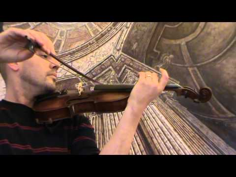 Old German Maggini violin Leopold Mitsching バイオリン скрипка 小提琴 367