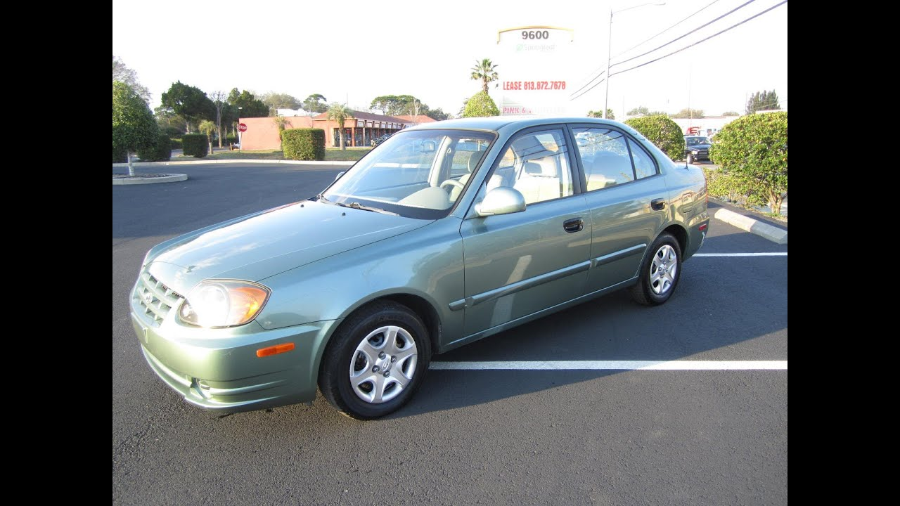 sold 2004 hyundai accent gl 66k miles meticulous motors. Black Bedroom Furniture Sets. Home Design Ideas