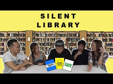 TSL Plays: Silent Library | EP 14