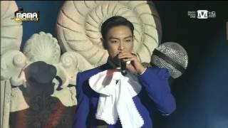 탑(TOP) - 둠다다(DOOM DADA) at 2013 MAMA