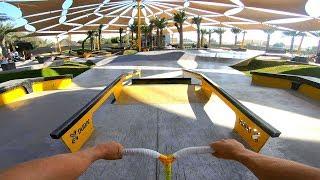 DUBAI'S MOST EXPENSIVE SKATEPARK! *4.7 MILLION DOLLARS*