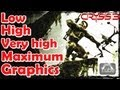 Crysis 3 PC Graphics Comparison ( 1080p )